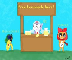 :CE: Free Lemonade of Summer by Catothecat