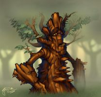 Tree Ent Colored by geci