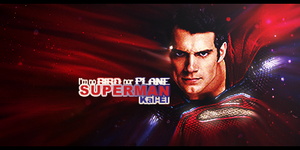 Man of Steel Signature by MarHutchy