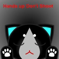 Hands up Don't Shoot by TaintedMarcedies