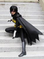 Cassandra Cain by surfingthevoiid
