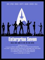 Enterprise Seven by AWESwanky