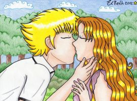 Kiss me by Elieth