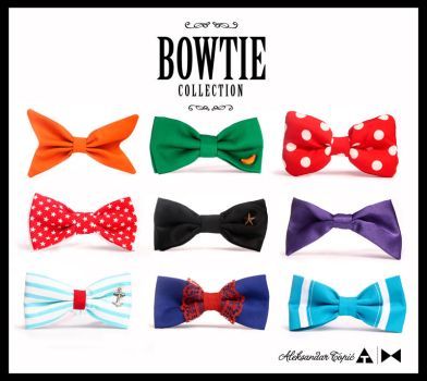 BowTie Collection by Poof2507