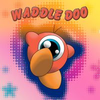 Kirby of the Stars: Waddle Doo by LioSKETCH