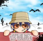 This is Bat Country by ebonycalypso