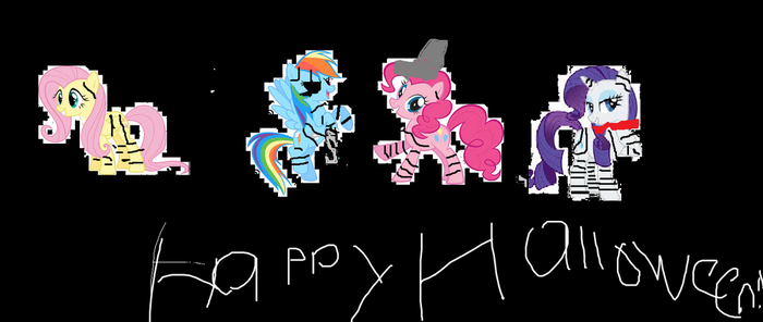 Five Nights At Pinkies (HAPPY LATE HALLOWEEN) by Toy-Chica123