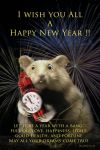 Happy New Year 2015 by babsartcreations