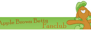 Apple Brown Betty Fanclub by marenmity