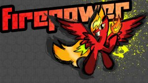 Firepower [Splash Art] by rorycon