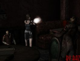 RE 3 : Hurry Up... by RazKurdt