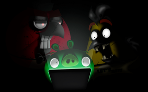 Five Nights at Red's by Stormtrooper-pig
