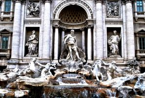 Trevi Stressed by TimesReaper