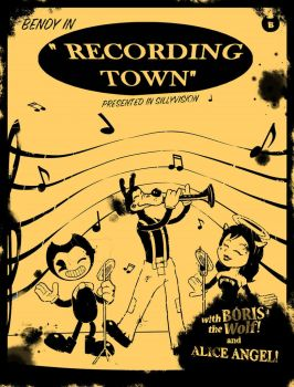 Recording Town by SoulofWoods
