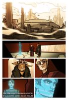CLONE WARS: Procedure pg.1 by grantgoboom