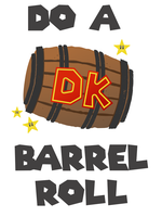 Do A Barrel Roll by SikkPup