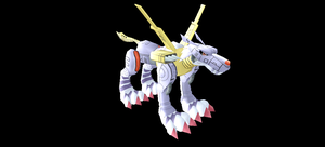 MetalGarurumon by Valforwing