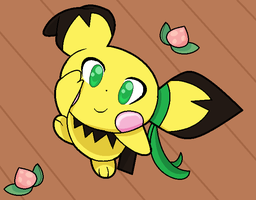 Page the Pichu by Chocolate-Bunnie