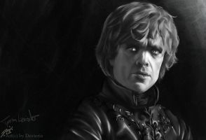 Tyrion Lanister by Dexteria