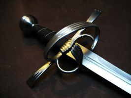 Sidesword c.1530 v2 - 4 by Danelli-Armouries