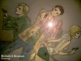 Silent Hill Survivors by MrDeath13