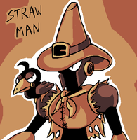 Straw Man by splendidland