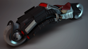 Bike by Valiant3D