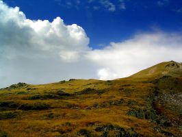 Tschierv by orographic