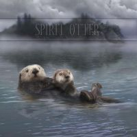 Spirit Otter by Tammara
