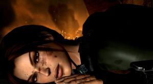 Lara_Croft_Beaten by ivedada