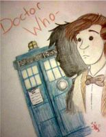 the 11th doctor by TiMeLoRd903