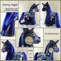 TAF Starry Night by Unicornuco by customlpvalley