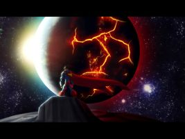 Superman: End of the World by Javas