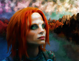 Defiance 06 - Irisa again by Th3-Gr3at-ESCap3