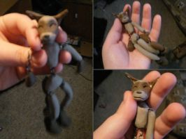 Chain Figure -Tucker- by Blissful-DeathTrap
