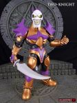Masters of the Universe Classics Two-Knighr figure by Jin-Saotome