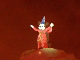 Sorcerer Mickey by ShadowPrincess6