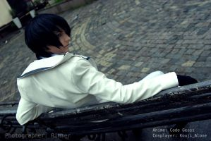 Lelouch: the past by KoujiAlone