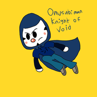 AnpmnxHS: Omusubiman - Knight Of Void by ZootyCutie