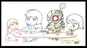 Tea Party by laicka03
