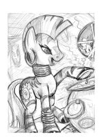 Zecora Sketch by 14-bis