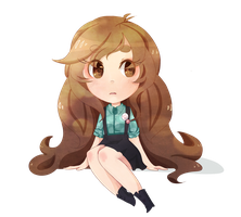 Look at this cute lil chibi by TheAwesome-Kori