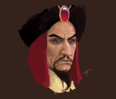 Jafar by oldpantymachine