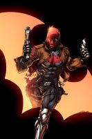 Red Hood Color by logicfun