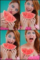 Watermelon by Elena-Elendim