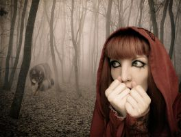 Red Riding Hood by Soul-Invictus