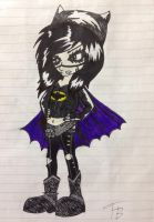 Andy Batman by 5DogesOfSummer