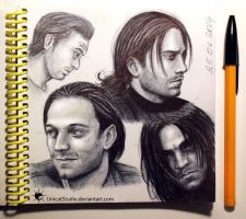 Train Bucky by UnicatStudio