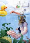 Those Soapy Depths by ChrisDunn