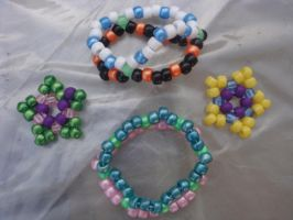 stars and ....kandi by enigma-06